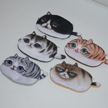 cat pencil case estojo escolar kalem kutusu estuches para lapices school kawaii pencilcase estuche pen cases astuccio scuola