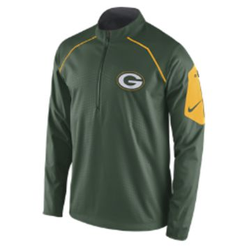 Nike Alpha Fly Rush (NFL Packers) Men's Jacket Size Large (Green)