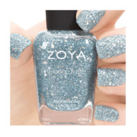 Zoya Vega from the Magical Pixie Collection: NEW Holographic PixieDust Nail Polish Colors