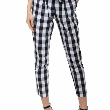 Robertson & Rodeo Gingham Pants