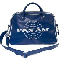 Pan Am Originals Luggage - Orion Travel Bag. With Pan Am Airlines Classic Logo