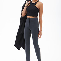 FOREVER 21 Stretch Knit Pants