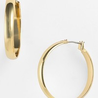 Women's Anne Klein Wide Hoop Earrings