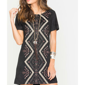 Miss Me Women's Change of Heart Dress