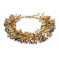 J.Crew Womens Fireburst Necklace