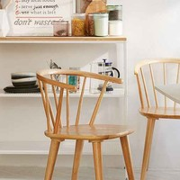 Lucy Spindle Dining Chair Set