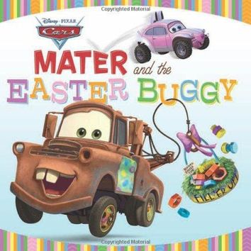 Disney Pixar Cars - Mater and the Easter Buggy