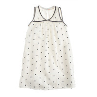 crewcuts Girls Dotted Sleeveless Dress