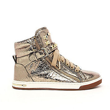 MICHAEL Michael Kors Urban Studded High Top Sneakers | Dillards.com