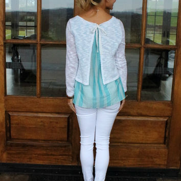 Spring Delight Top