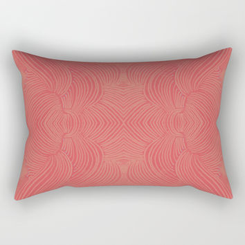 Ascend Rectangular Pillow by duckyb
