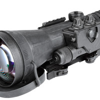 "Vulcan 4.5X FLAG MG - Compact Professional 4.5x Night Vision Rifle Scope ""FLAG"" Filmless Auto-Gated IIT (Advertised by competition as Gen 4) with Manual Gain"