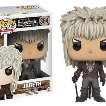 Funko Pop Movies: Labyrinth - Jareth Vinyl Figure
