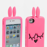 MARC BY MARC JACOBS 'Katie the Bunny' iPhone 4 & 4S Case | Nordstrom