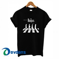 the beatles starter T-shirt men, women adult unisex size