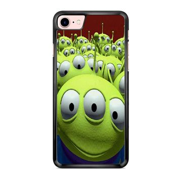 Toy Story Aliens The Claw iPhone 7 Case
