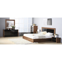 Hokku Designs Stark Platform Customizable Bedroom Set