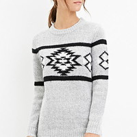 Tribal Pattern Sweater