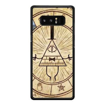 Graviti Fall Heart Samsung Galaxy Note 8 Case