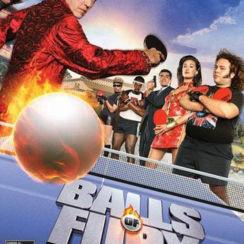 Balls of Fury - Wii (Very Good)