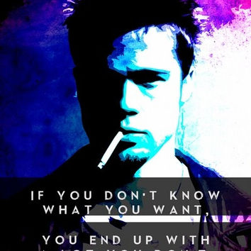 Tyler Durden in Fight Club II