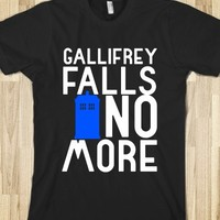 Gallifrey Falls (No More)