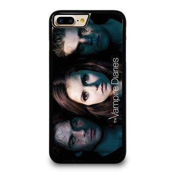 THE VAMPIRE DIARIES iPhone 4/4S 5/5S/SE 5C 6/6S 7 8 Plus X Case