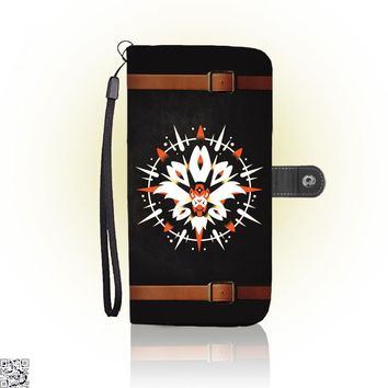Radiant Sun, Pokemon Wallet Case