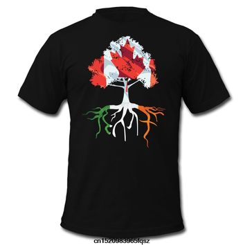 Canadian With Irish Roots T-shirt
