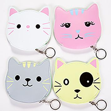 AUHWONE Women Coin Purse Cute Pure Girls Cute Fashion Snacks Coin Purse Wallet Bag Change Pouch Key Holder Juy3 Y25