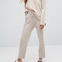 Micha Lounge Knitted Joggers at asos.com