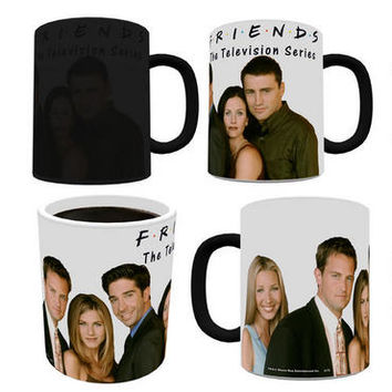 Friends Heat Transforming Mug | WBshop.com | Warner Bros.