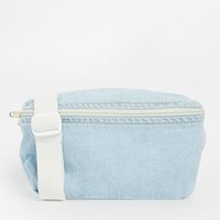 American Apparel | American Apparel Denim Bum Bag at ASOS