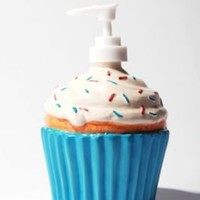 UrbanOutfitters.com > Ceramic Cupcake Soap Dispenser