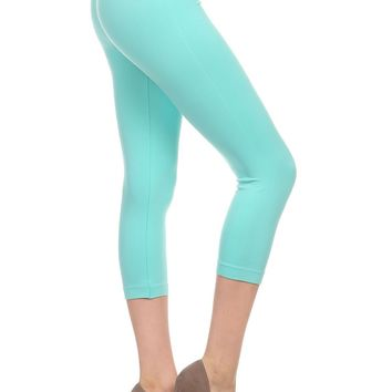 Seamless Colored Leggings