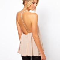 ASOS | ASOS Backless Cami at ASOS