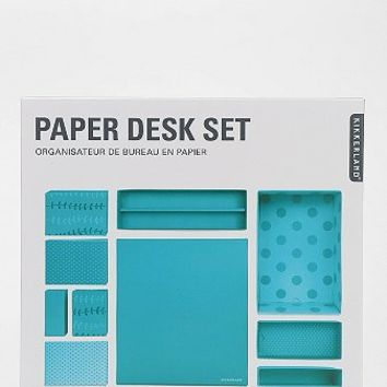 Paper Desk Organizer - Urban Outfitters