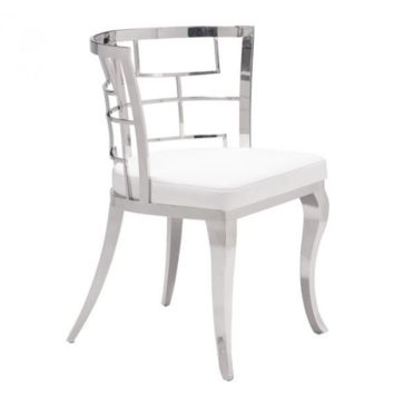 Quince Dining Chair | White