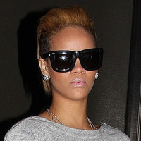 Womens Rihanna Celebrity Designer Oversize Fashion Sunglasses 8094