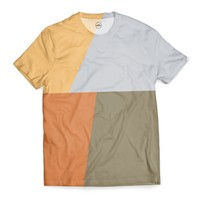 'Color Blocks 1' T-Shirt by DuckyB on miPic