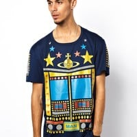 Vivienne Westwood | Vivienne Westwood T-Shirt In Oversized Fit at ASOS