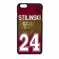 Teen Wolf Stilinski Lacrosse Jersey Case iPhone 6 Case