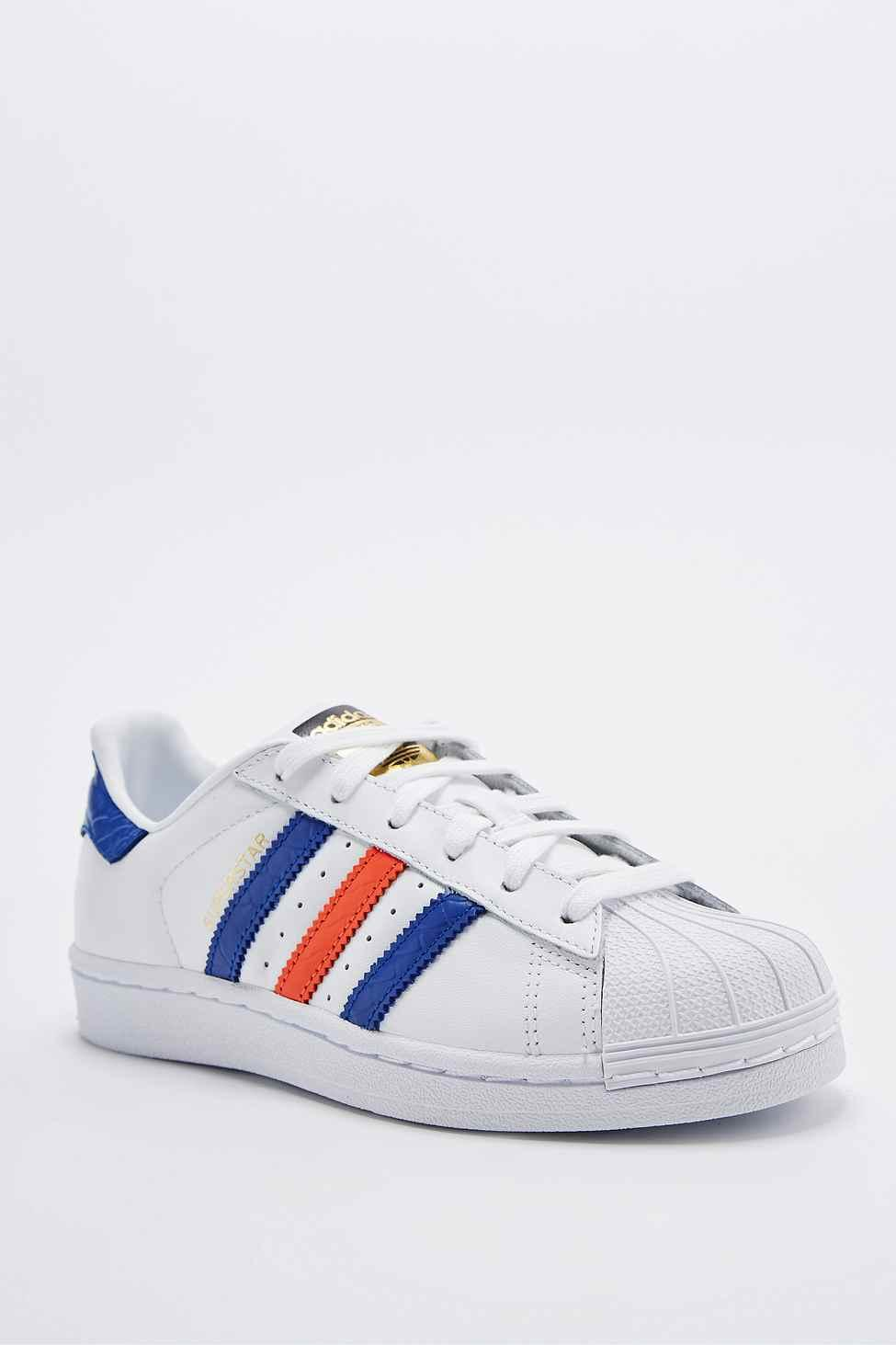Adidas Superstar East River Rivalry from Urban Outfitters 6af4a21ad890
