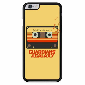 Guardians Of The Galaxy Minimalist iPhone 6 Plus / 6s Plus Case