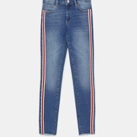 SIDE STRIPE JEANS Z1975