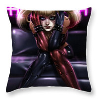 Europe Nordic Retro Vintage Throw Pillow Harley