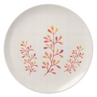 Berry Branches Dinner Plate