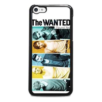 THE WANTED iPhone 5C Case Cover