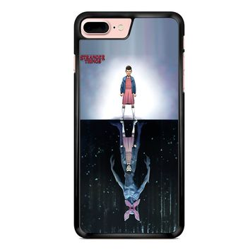 Stranger Things Eleven 2 1 iPhone 7 Plus Case