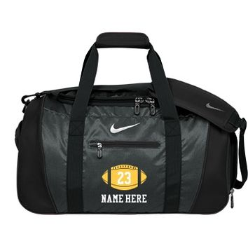 Football Team Bags: Mom Means Business